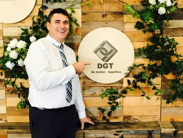 DGT at the Races!