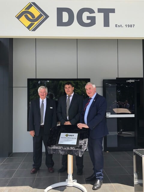 Official Opening of New Offices