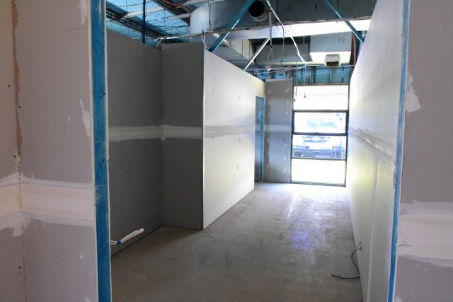 State of the art training centre on its way!