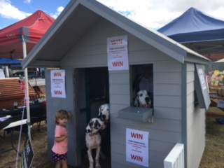 Cubby Winner Delighted