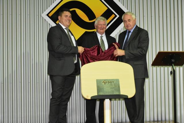 It's official the DGT Training Centre is OPEN!